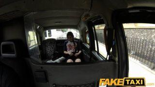 Faketaxi - Spanish Tourist With Big Taxi Cock