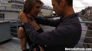 Rocco Siffredi Anally Defiles A Ballerina