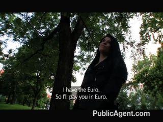 Publicagent - Uk Underwear Model Fucked