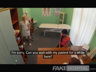 Fakehospital - Doctor And Nurse Enjoy Patient