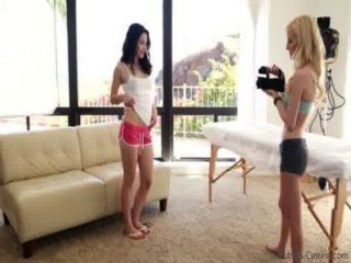 Nubiles Casting - Teen Hottie Will Do Anything For Money