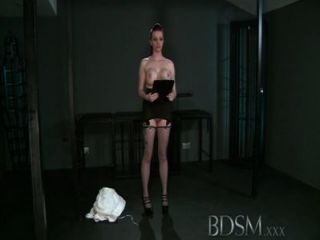 Bdsm Xxx Teen Redhead Slave Girl Is Suspended After Epic Blow Job As Master Fingers Her Wet Hole