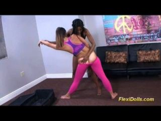 Kelsi Monroe As Flexi Contortion Real Doll