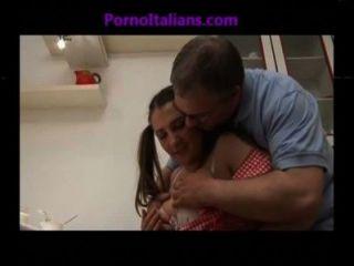 Family Porn - Italian Father Fucks Daughter