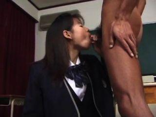 Niiyama Risa Uncensored Japanese Bukkake Blowjob