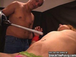 Hooker Bondage Electro Shock Therapy