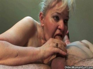 Cock Starved Grannies Need A Cum Glazing