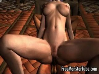 Hot 3d Elf Princess Getting Licked And Fucked Hardy-high 2