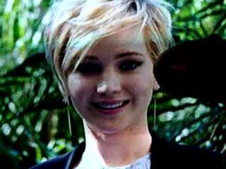 Cum Tribute To Jennifer Lawrence