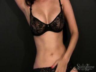 Sunny Leone Black New Brunette