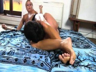 Sarah Jain Punishing Man After Inappropriate Touching