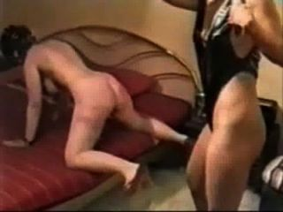 100383 Hard Whipping On My Slave Wife