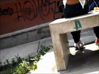 Culonas En La Calle