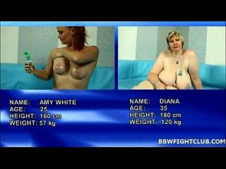 Amy White Vs Diana