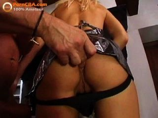 Anal Threesome Porn Video