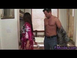 Amazing Shower With Miko Sinz