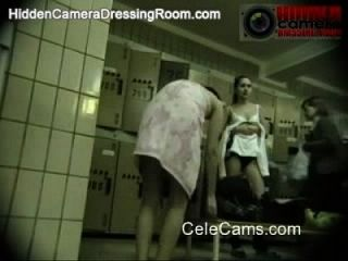 Real Voyeur Video From Locker Room