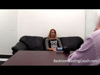 Tall Smart Blonde Painful Anal And Creampie Casting