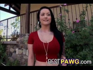Katrina Jade Introduces Her Lovely Ass 2 The World