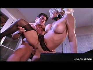 Kelly Gets To Be Rammed Deep By Her Man