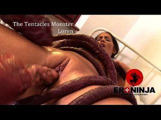 Loren minardi buzzes her throbbing clit with a vibator