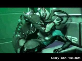 3d Alien Girls Ravaged By Aliens And Humans!