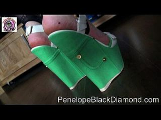 Penelope Black Diamond Footlick  Footjob Blowjob Preview