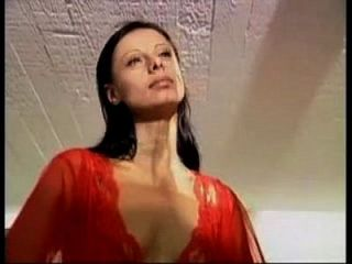 Olivia De Treville In Red Dress Forced Anal And Blowjob