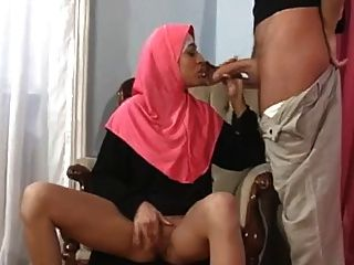 Arab Muslim Hijab Turbanli Girl Fuck 3 - Nv