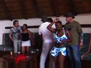 African Group Sex Porn Videos At Wonporn Com