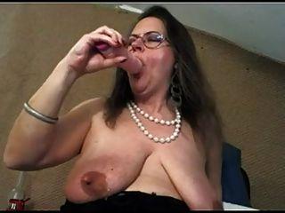 Mature With Big Clit And Big Saggy Tits - Negrofloripa