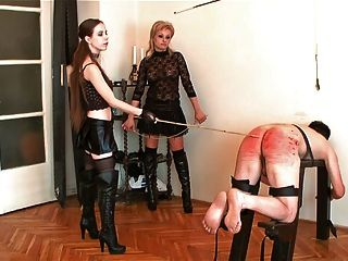 Harsh Caning Punishment