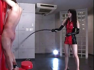 Hard Whipping A Slave