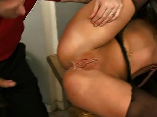 Group Anal Fuck In Sexy Boots!