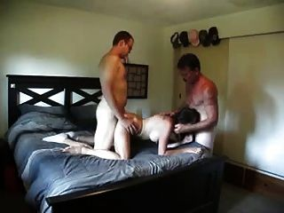 Friend Fucks The Wife While She Is Sucking Her Hubby