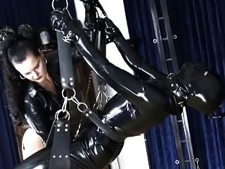 Latex Bondage Bdsm Sklave