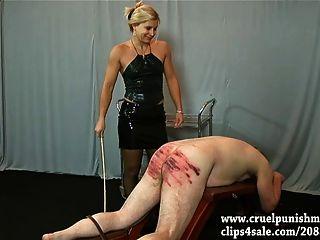 Cruel Punishments - Caning, Bastinado, Whipping