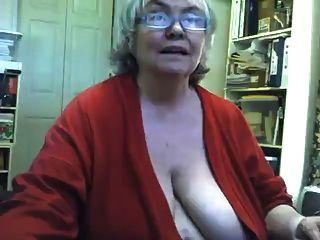Porn saggy granny Saggy tits:
