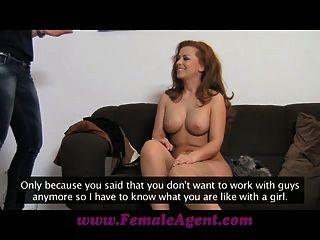 Femaleagent Strap On Pleasure