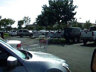 Costco Parking Lot Handjob