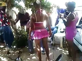 South African Girls Fuck People Outside