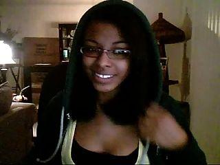 Ebony Webcam  Porn