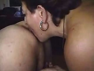 Italian Cuckold. Mature Licks Asshole Of A Young Boy