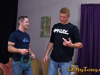Str8 Tall Ginger Fucks Hard