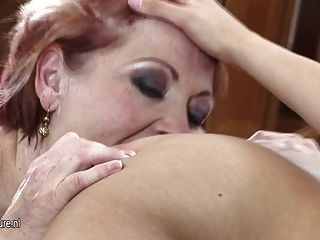 Mature Lesbian  Porn