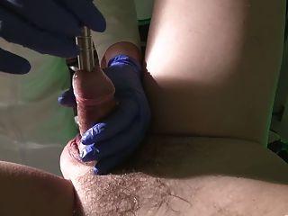 Nurse, Cbt, Urethral Insertion, Catheter, Fisting