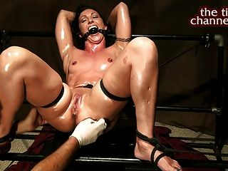 Squirting Tickle Orgasms