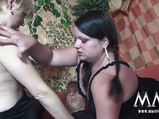 Mmv Films Mature And Teen German Threesome