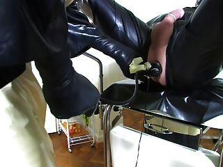 Bizarre Latex Enema Slave Part 3 Of 5
