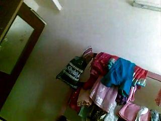 Mature Dress Change Hidden Cam